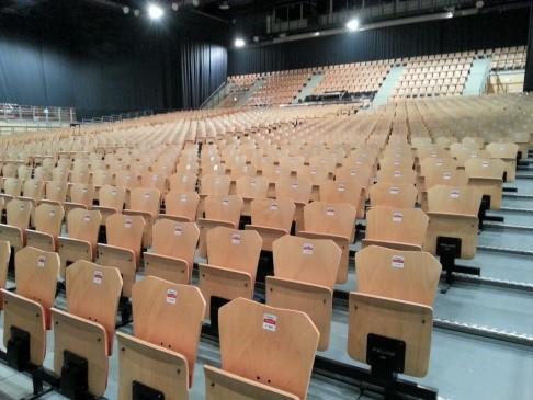 Finition sièges Vendespace